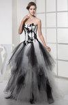 Mature Beach Princess Sleeveless Zip up Sequin Bridal Gowns