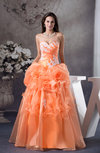 Elegant Garden A-line Sweetheart Sleeveless Backless Floor Length Bridal Gowns