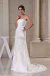 Gorgeous Hall Sheath Strapless Sleeveless Bridal Gowns
