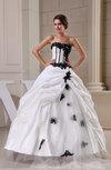 Elegant Church Strapless Sleeveless Zip up Floor Length Bridal Gowns