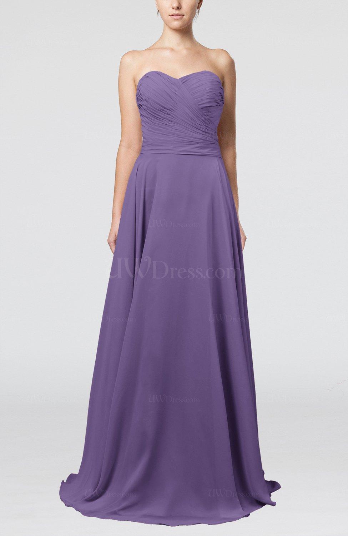 275ed4102d99 Simple Bridesmaid Dresses Purple - raveitsafe