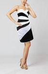 Simple Sleeveless Backless Short Plainness Cocktail Dresses