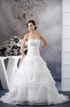 Amazing Bridal Gowns Summer Winter Elegant Cinderella Beaded A line