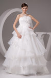 Disney Princess Bridal Gowns Classic Country Backless Sleeveless Elegant