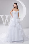 Allure Bridal Gowns Inexpensive Backless Glamorous Open Back Fall Plus Size