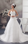 Allure Bridal Gowns A line Sweetheart Glamorous Formal Fall Country Winter