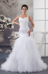Allure Bridal Gowns Sexy Country Expensive Open Back Plus Size Formal