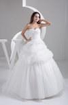 Ball Gown Bridal Gowns Open Back Summer Strapless Sweetheart Expensive