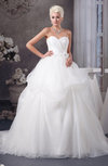 Traditional Bridal Gowns Disney Princess Open Back Amazing Sleeveless Fall