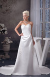 Allure Bridal Gowns Inexpensive Luxury Traditional Elegant Sleeveless Fall