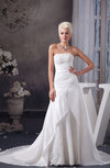 Allure Bridal Gowns Inexpensive Western Plus Size Glamorous Mature Chiffon