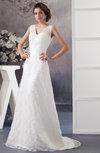 Lace Bridal Gowns Allure Disney Princess Illusion Plus Size Fall Glamorous