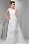 Lace Bridal Gowns Modest Disney Princess Classic Amazing Simple Elegant