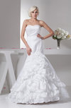 Allure Bridal Gowns Mermaid Amazing Full Figure Sleeveless Winter Glamorous