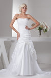 Allure Bridal Gowns Inexpensive Summer Plus Size Fall Classic Sleeveless