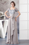 Lace Evening Dress with Sleeves Classy Chic Amazing Glamorous Fall Simple