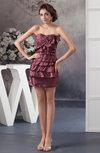 Sexy Homecoming Dress Unique Elegant Pretty Semi Formal Open Back Allure