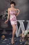 Short Bridesmaid Dress Unique Garden Formal Fall Plus Size Summer Modern