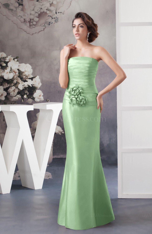 172e9ded3299f2 Affordable Bridesmaid Dress Inexpensive Taffeta Outdoor Tight Classy Garden