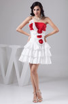 Casual Sweet 16 Dress Inexpensive Autumn A line Amazing Strapless Allure