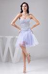 Sexy Graduation Dress Short Ballerina Sweetheart Chic Autumn Semi Formal