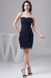 Lace Evening Dress Short Semi Formal Mini Plus Size Amazing Pretty