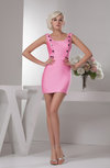Short Homecoming Dress Unique Classic Sheath Tight Plus Size Allure Country