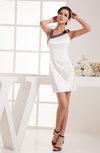 Inexpensive Club Dress Unique Allure Natural Trendy Column Low Back Modern