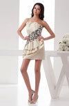 Unique Homecoming Dress Sexy Pretty Trendy Mini Fall Plain Strapless