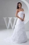 Vintage Bridal Gowns Inexpensive Disney Princess Simple Backless Plus Size