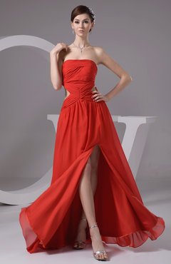 30ecd448d83 Casual Sweet 16 Dress Long Hot Country Apple Dream Trendy Open Back Chiffon