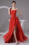 Casual Sweet 16 Dress Long Hot Country Apple Dream Trendy Open Back Chiffon