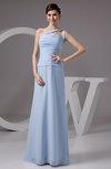 Chiffon Bridesmaid Dress Inexpensive Fashion Pretty Apple Chic Autumn