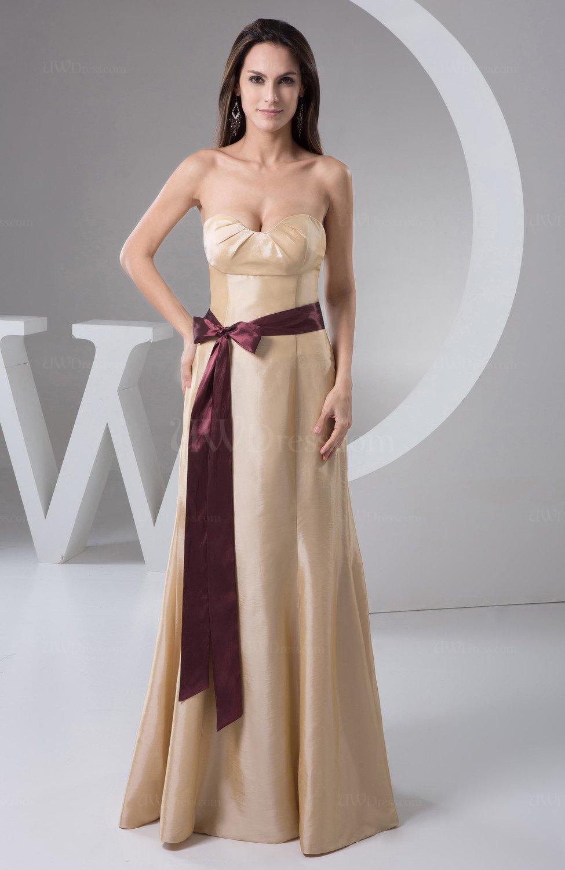 Sexy Taffeta Dress