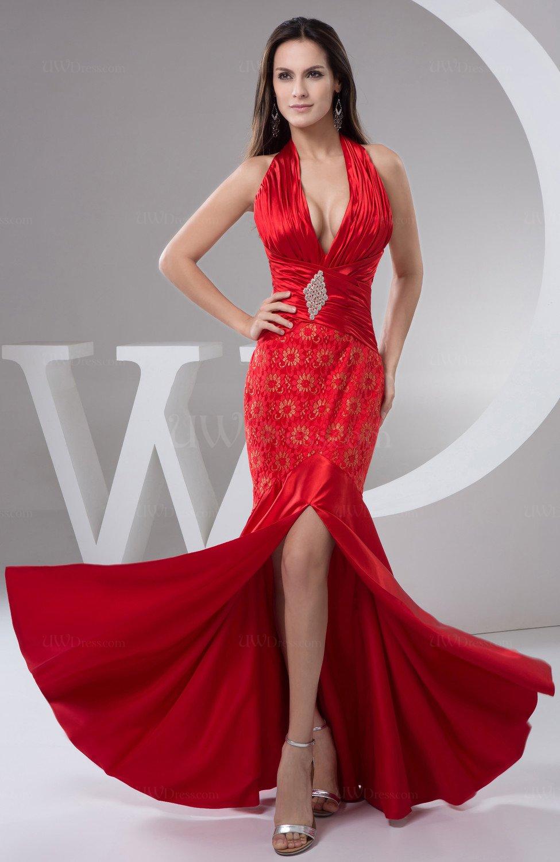 Mermaid Graduation Dress Casual Gothic Backless Tight