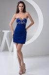 Chiffon Bridesmaid Dress Beach Luxury Pretty Winter Formal Sweetheart