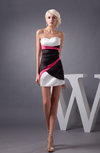 Casual Sweet 16 Dress Inexpensive Hourglass Amazing Satin Fall Spring