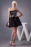 Country Bridesmaid Dress Short Baby Doll Mini Pretty Semi Formal Plus Size