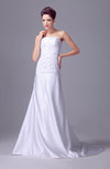 Allure Bridal Gowns Open Back Classic Sleeveless Unique Fall A line