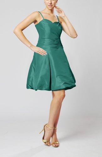 Informal A-line Sleeveless Zipper Pleated Club Dresses