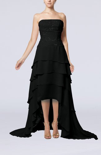 Modern Sleeveless Zipper Chiffon Paillette Mother of the Bride Dresses