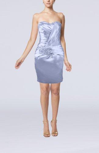 Sexy Sheath Sweetheart Sleeveless Backless Club Dresses