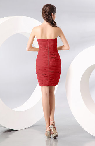 Red Short Clubbing Dresses