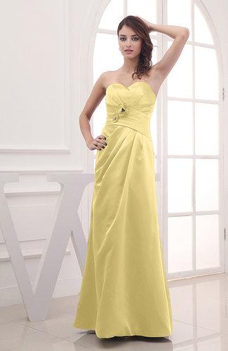 Cute A-line Sweetheart Sleeveless Zipper Flower Party Dresses