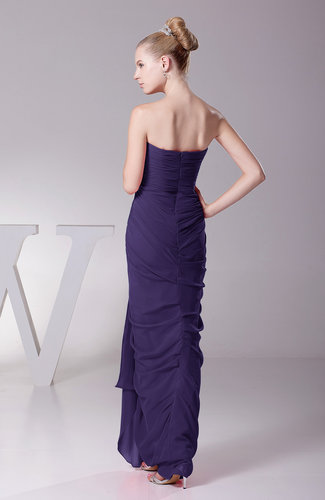 205 Royal Purple Prom Dresses Fitted