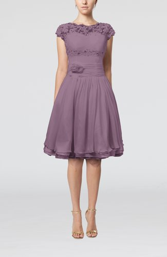 Mauve Color Bridesmaid Dresses - UWDress com