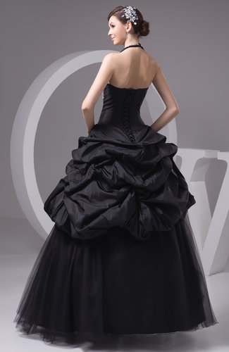 Black Allure Bridal Gowns Disney Princess Ball Gown Unique