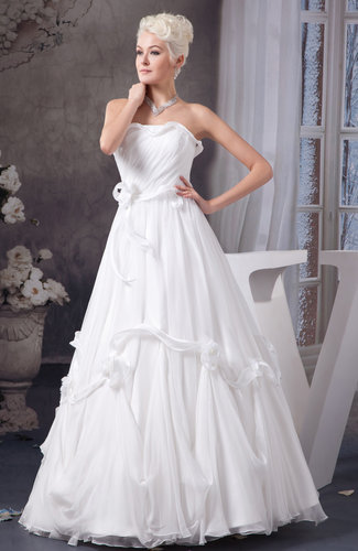 White Inexpensive Bridal Gowns Plus Size Romantic Formal Winter Petite  Backless