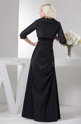 Black Sexy Party Dress Unique Elegant Church Pretty Chic