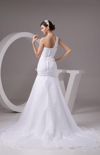 White Allure Bridal Gowns Inexpensive Unique Simple